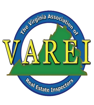 virginia association of real estate inspectors badge